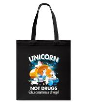 Unicorn Not Drug 0509 Tote Bag thumbnail