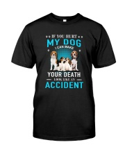 Beagle Accident Classic T-Shirt thumbnail