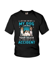Beagle Accident Youth T-Shirt tile