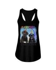 Cane Corso - Unicorn challenge 2106P Ladies Flowy Tank thumbnail