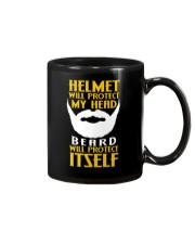 Beard protects itself 2106L Mug thumbnail