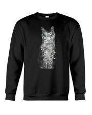 Cat Bling Crewneck Sweatshirt thumbnail