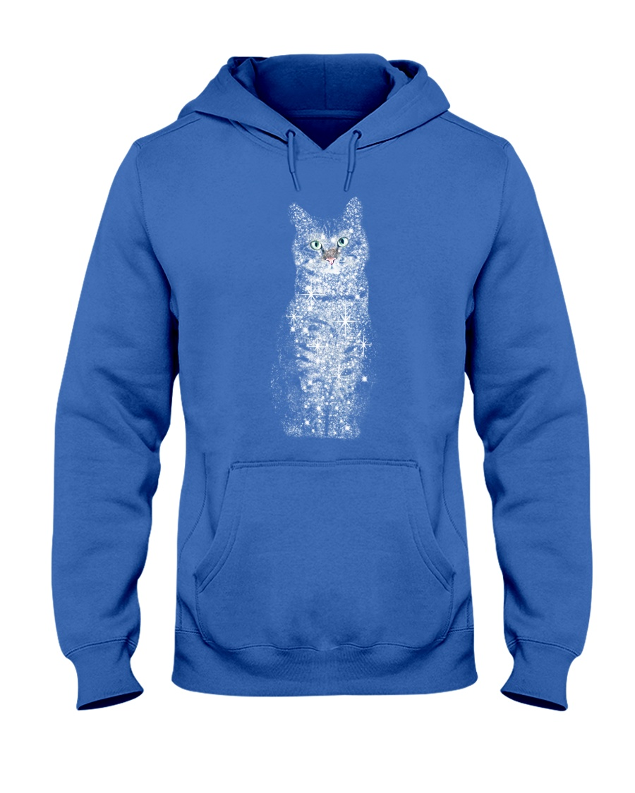 Cat Bling Hooded Sweatshirt