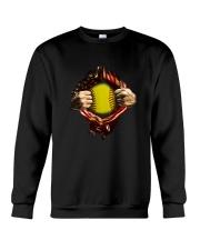 Softball Scratch 2606 Crewneck Sweatshirt thumbnail