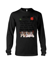 Saint Bernard - Ugly children 2106L Long Sleeve Tee thumbnail
