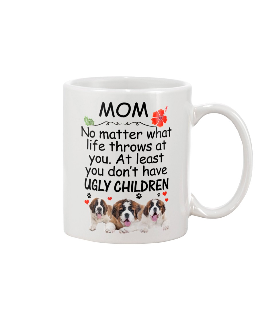Saint Bernard - Ugly children 2106L Mug