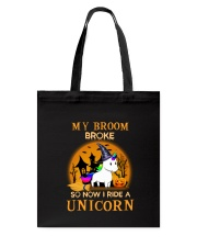 Unicorn halloween 1008 Tote Bag thumbnail
