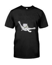 Cat - Just break dancing 1806D Classic T-Shirt thumbnail