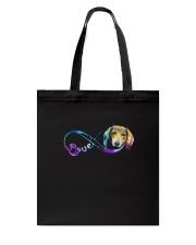 Dachshund Infinity Love Tote Bag tile