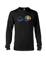 Dachshund Infinity Love Long Sleeve Tee thumbnail