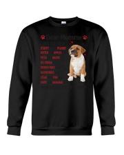 Staffy - Dear Mommy 1406D Crewneck Sweatshirt thumbnail
