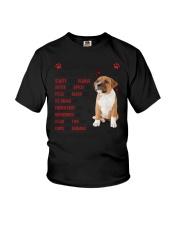 Staffy - Dear Mommy 1406D Youth T-Shirt thumbnail