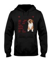 Staffy - Dear Mommy 1406D Hooded Sweatshirt thumbnail