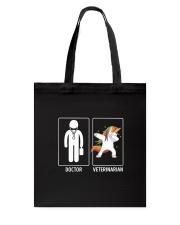 Veterinarian and Unicorn 0808 Tote Bag thumbnail