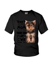 Yorkshire Terrier Crazy Lady 2006 Youth T-Shirt thumbnail