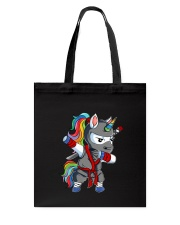 Unicorn Ninja 2308 Tote Bag thumbnail