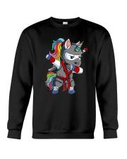 Unicorn Ninja 2308 Crewneck Sweatshirt thumbnail