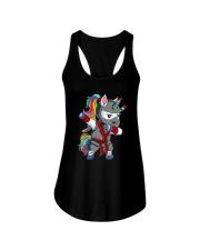 Unicorn Ninja 2308 Ladies Flowy Tank thumbnail