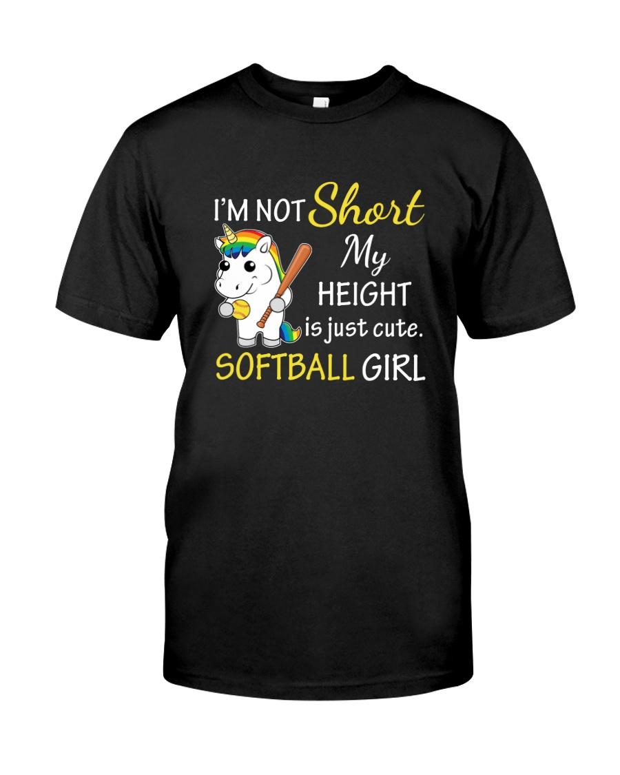 Softball Unicorn 2006 Classic T-Shirt