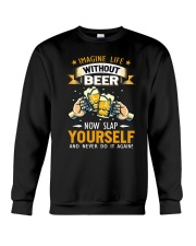 Beer Slap Crewneck Sweatshirt thumbnail