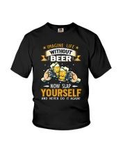 Beer Slap Youth T-Shirt thumbnail