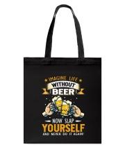 Beer Slap Tote Bag thumbnail