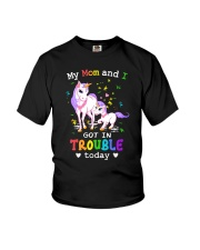 Unicorn mom and I 2409 Youth T-Shirt thumbnail