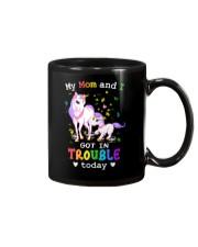Unicorn mom and I 2409 Mug thumbnail
