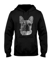 French bulldog - A friend is someone 2006L Hooded Sweatshirt thumbnail