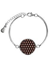 Skull raven 1506L Metallic Circle Bracelet thumbnail