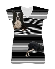Collie Striped  All-over Dress thumbnail