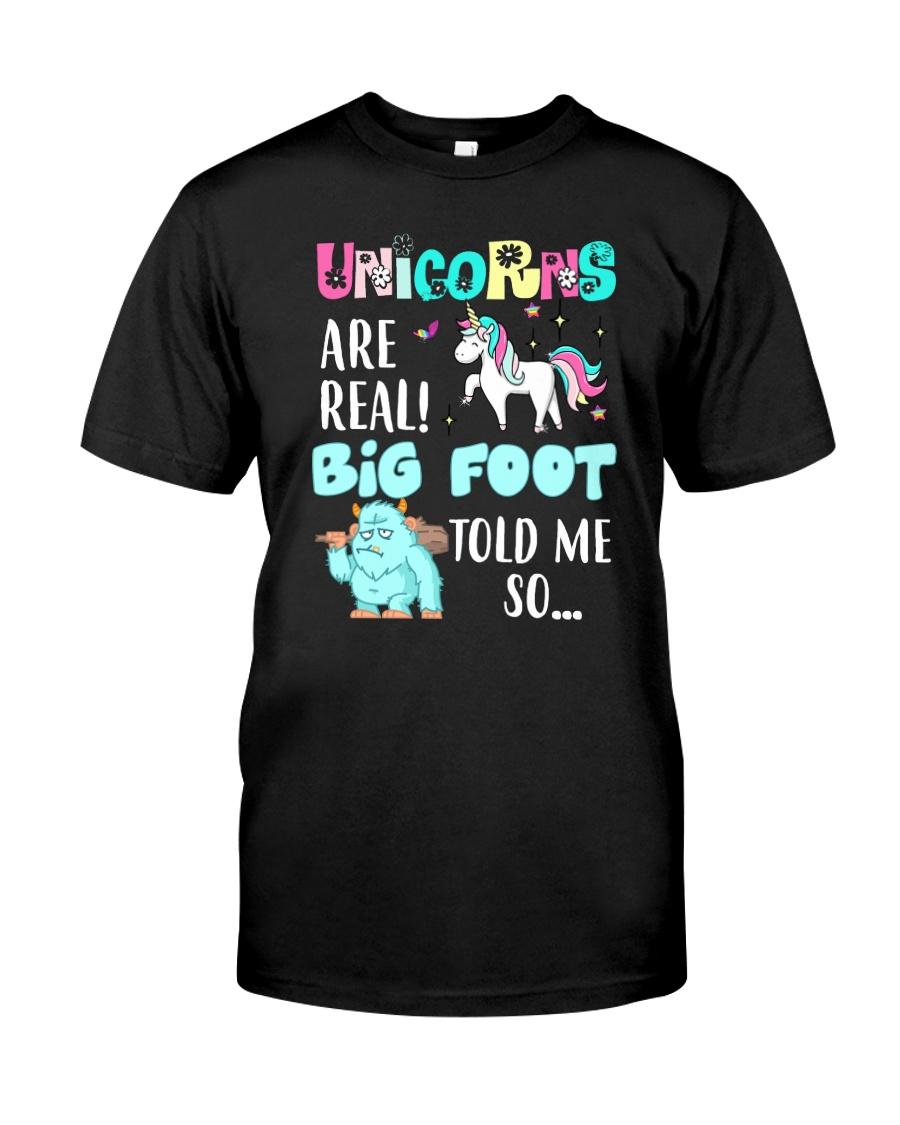 THEIA Bigfoot Unicorn 2606 Classic T-Shirt