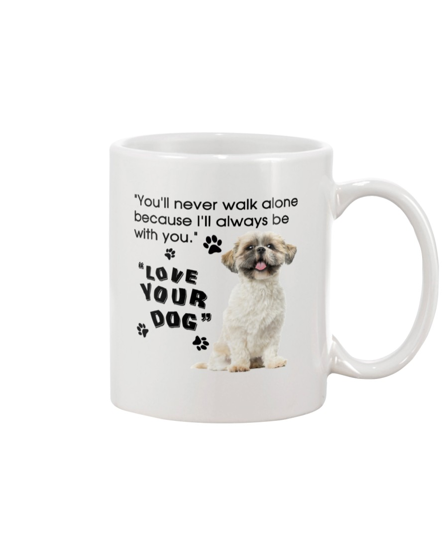 Shih Tzu With You Mug