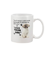 Shih Tzu With You Mug thumbnail
