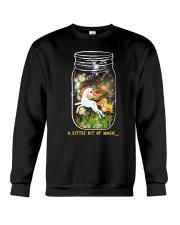 Unicorn Space Crewneck Sweatshirt thumbnail