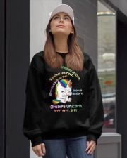 Unicorn Annoyed 0712 Crewneck Sweatshirt lifestyle-unisex-sweatshirt-front-1
