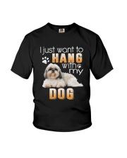 Shih Tzu My Dog Youth T-Shirt thumbnail