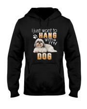 Shih Tzu My Dog Hooded Sweatshirt thumbnail