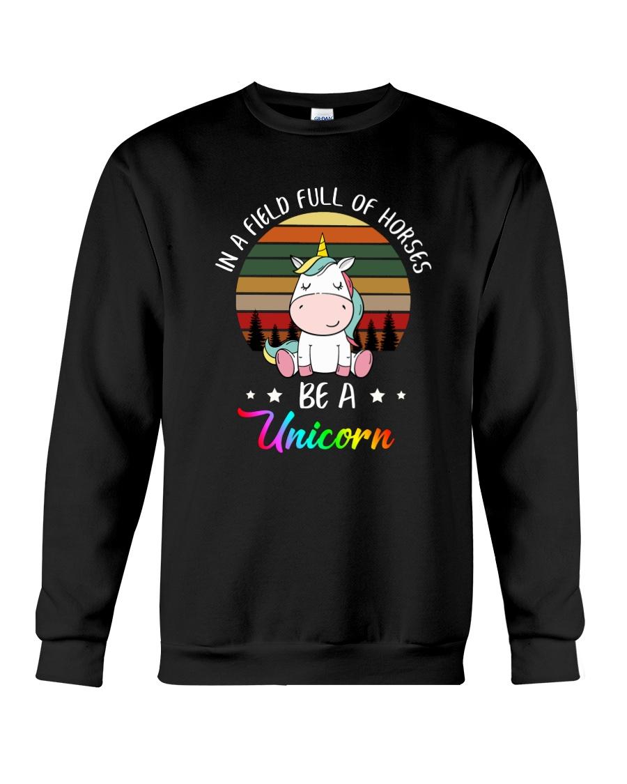 Be a unicorn 1510 Crewneck Sweatshirt