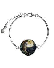 Owi and Black Cat 2006 Metallic Circle Bracelet thumbnail