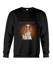 Cavalier King Charles Spaniel Feet 2106 Crewneck Sweatshirt thumbnail