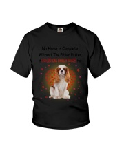 Cavalier King Charles Spaniel Feet 2106 Youth T-Shirt thumbnail