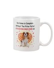 Cavalier King Charles Spaniel Feet 2106 Mug front