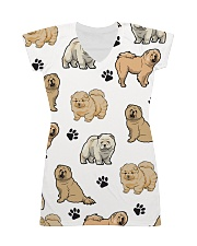 Chow Chow puppies 2405P All-over Dress thumbnail