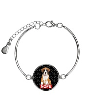 Boxer Nope 1606 Metallic Circle Bracelet thumbnail