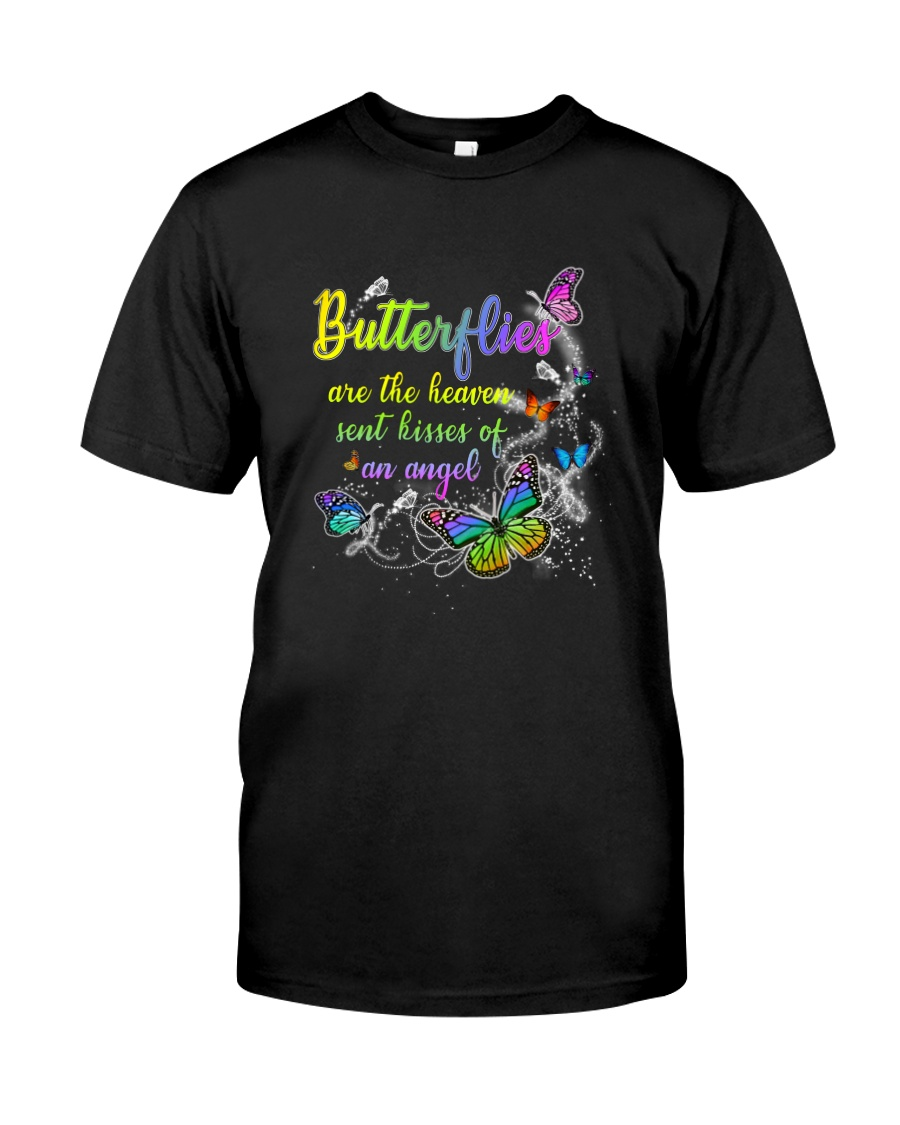 Butterfly heaven kiss 3006 Classic T-Shirt