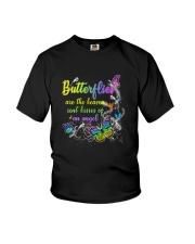 Butterfly heaven kiss 3006 Youth T-Shirt thumbnail