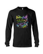 Butterfly heaven kiss 3006 Long Sleeve Tee thumbnail