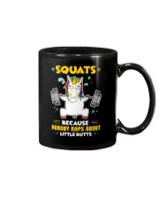 Unicorn Squats Mug thumbnail