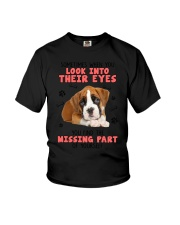 Boxer Eyes 1406 Youth T-Shirt thumbnail